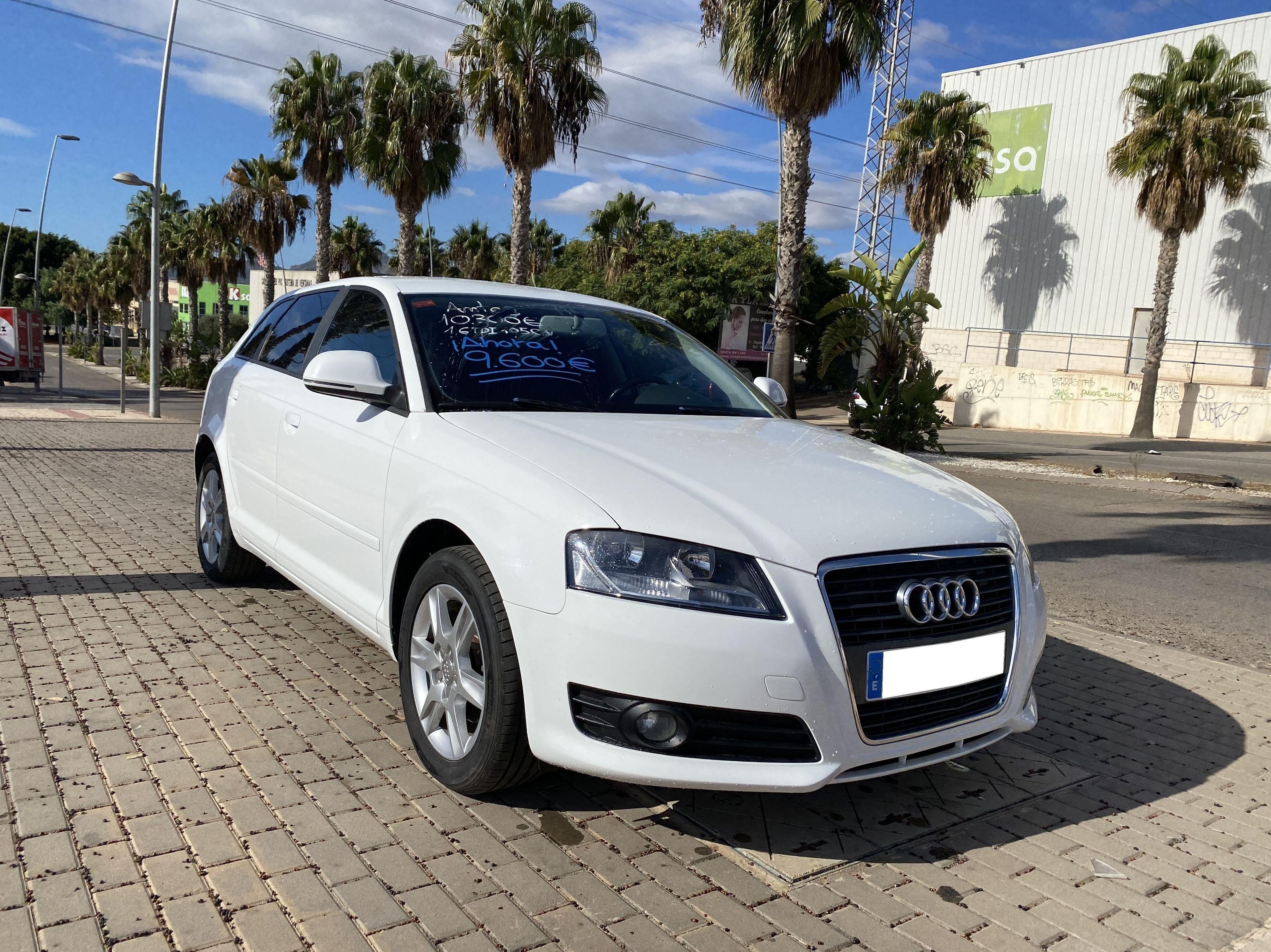 AUDI A3 TDI: COCHES DE OCASION de Automóviles Mediterráneo