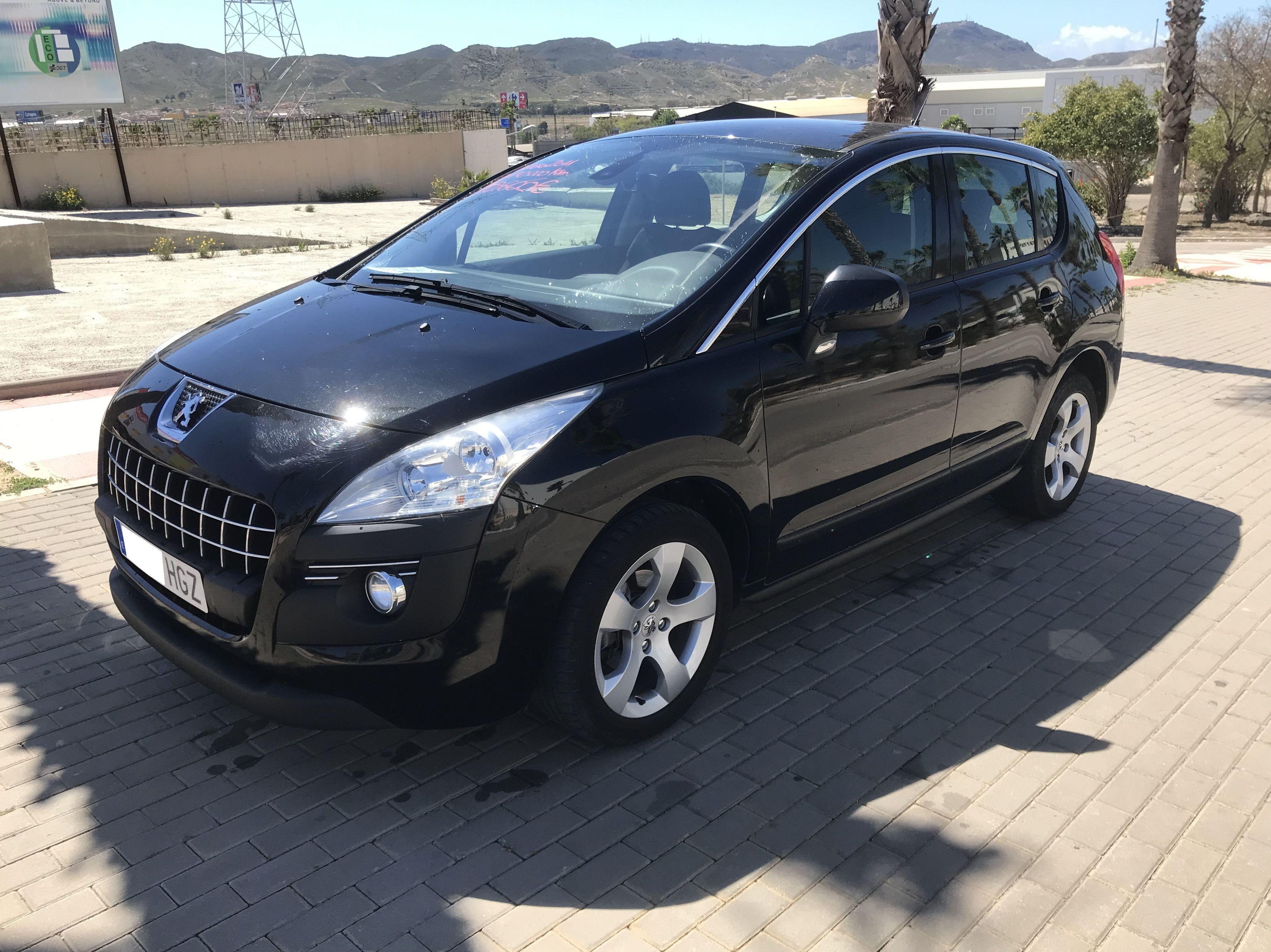 PEUGEOT 3008 HDI: COCHES DE OCASION de Automóviles Parque Mediterráneo
