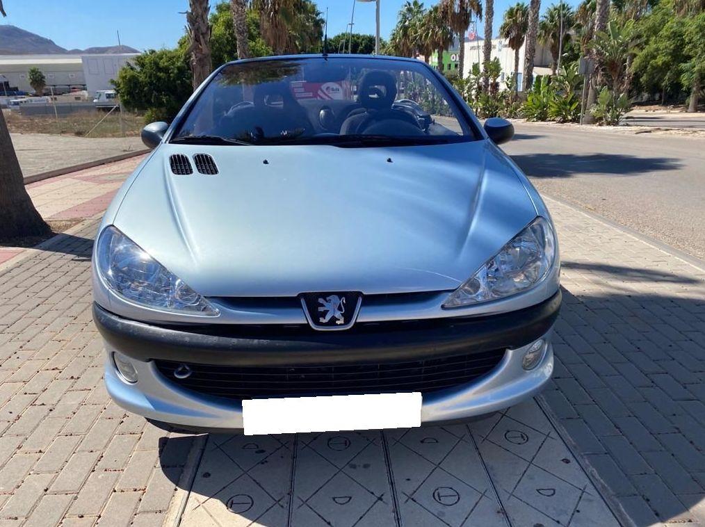 PEUGEOT 206C.C.: COCHES DE OCASION de Automóviles Parque Mediterráneo