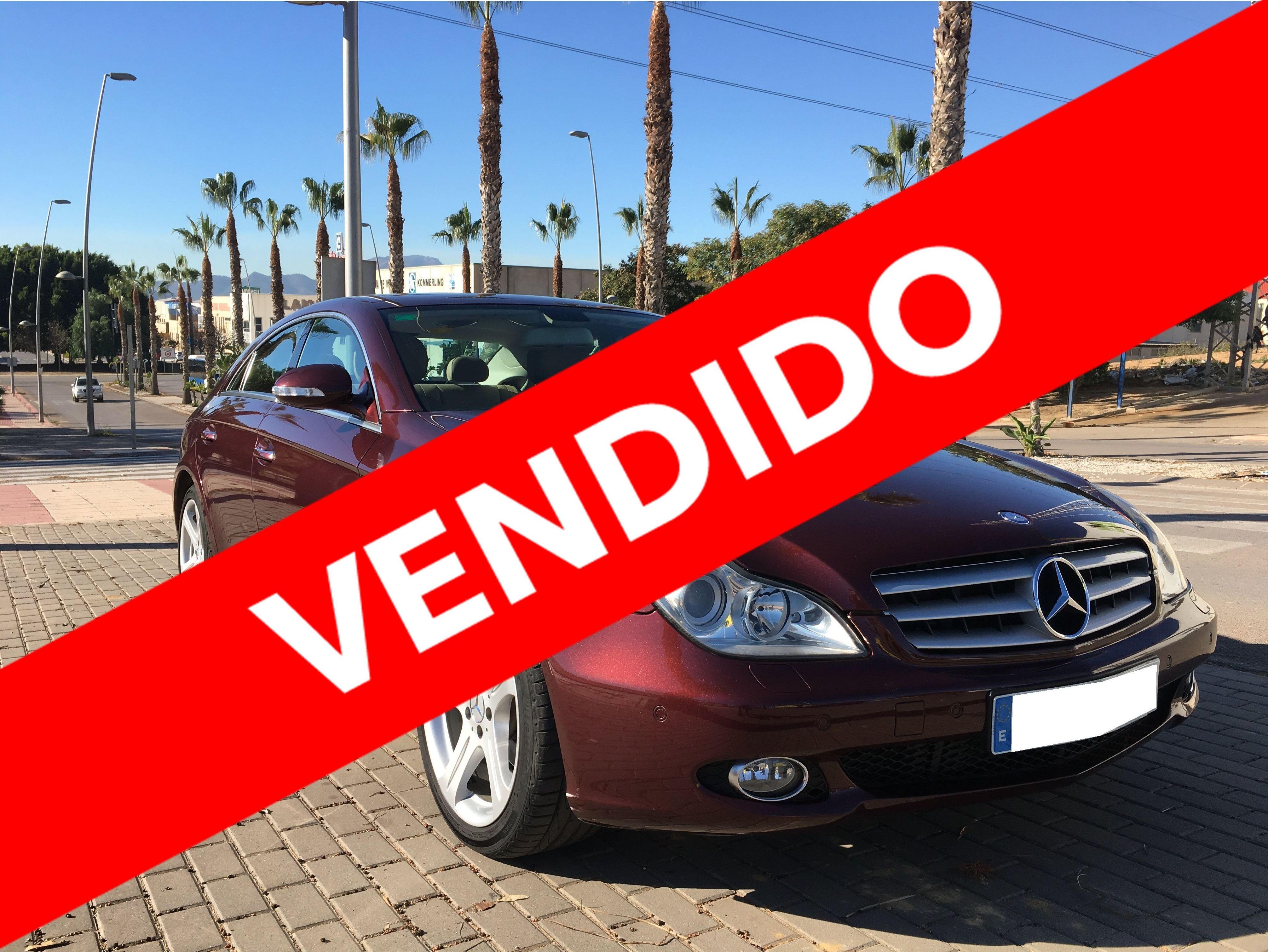 MERCEDES CLS 320: COCHES DE OCASION de Navirent-Automóviles Parque Mediterráneo