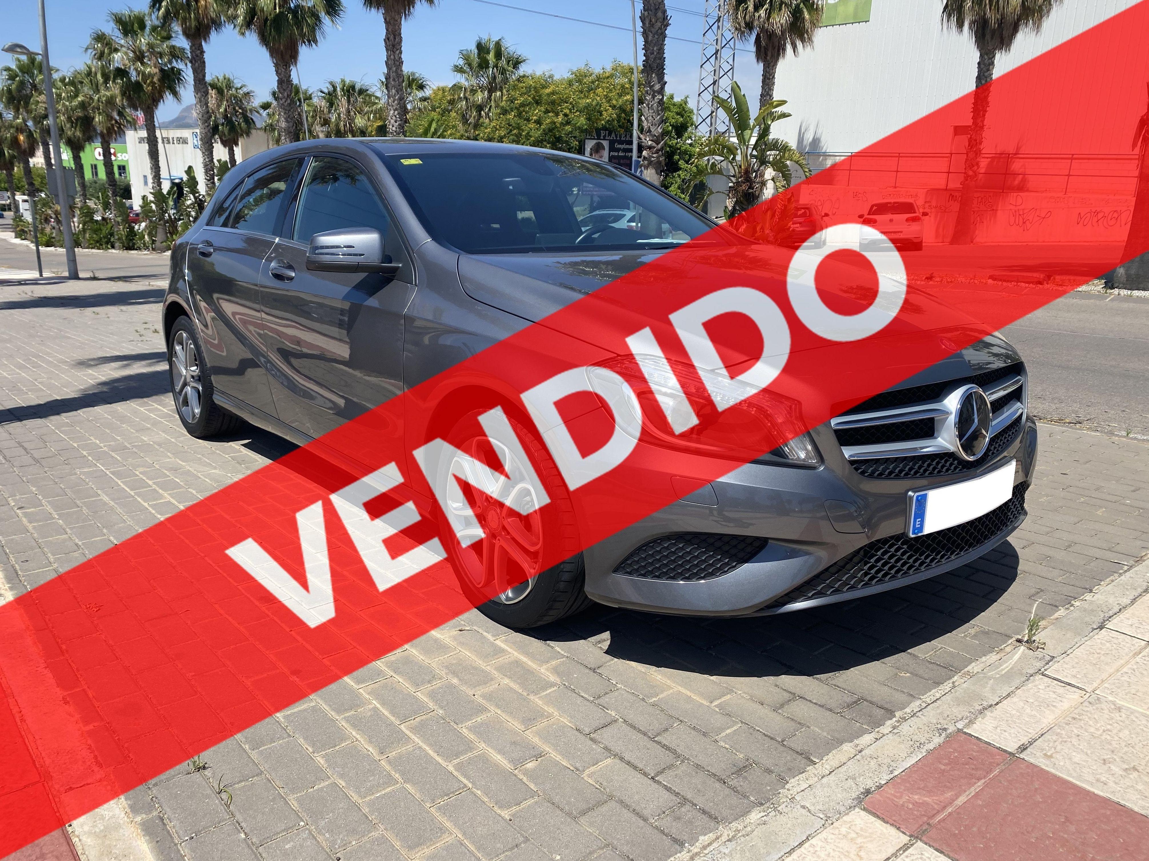 MERCEDES BENZ CLASE A 180: COCHES DE OCASION de Automóviles Parque Mediterráneo