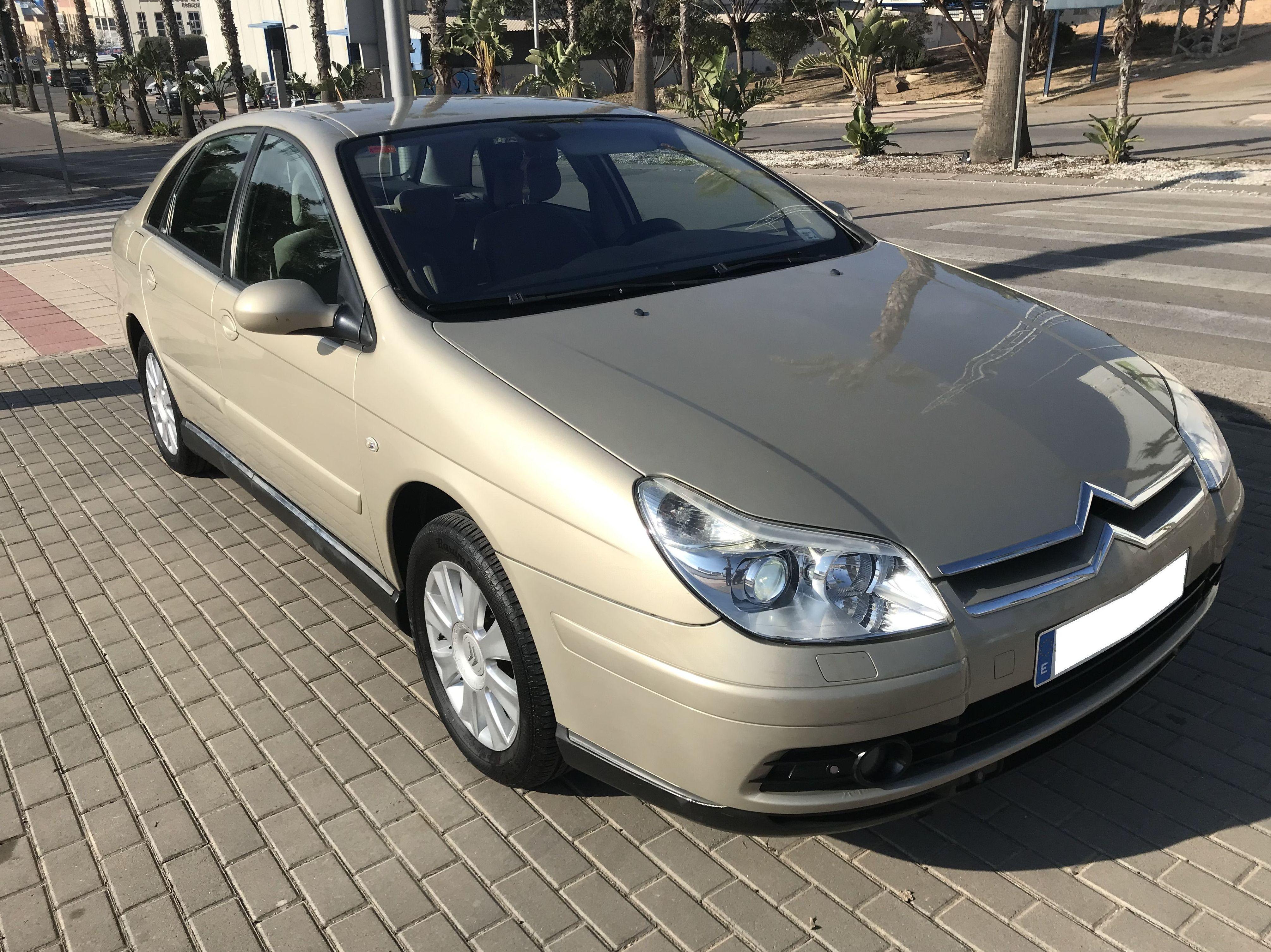 CITROËN C5 HDI: COCHES DE OCASION de Automóviles Mediterráneo