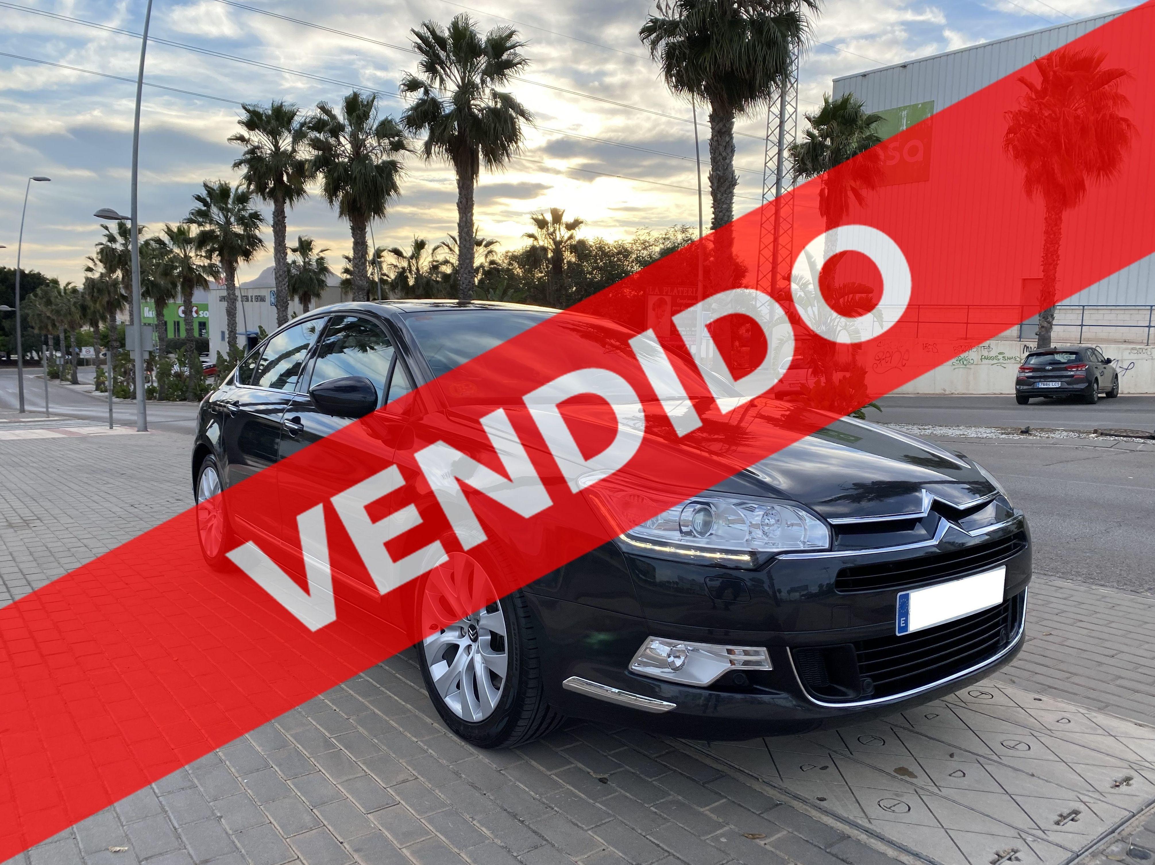 CITROËN C5 2.2HDI EXCLUSIVE: COCHES DE OCASION de Automóviles Parque Mediterráneo