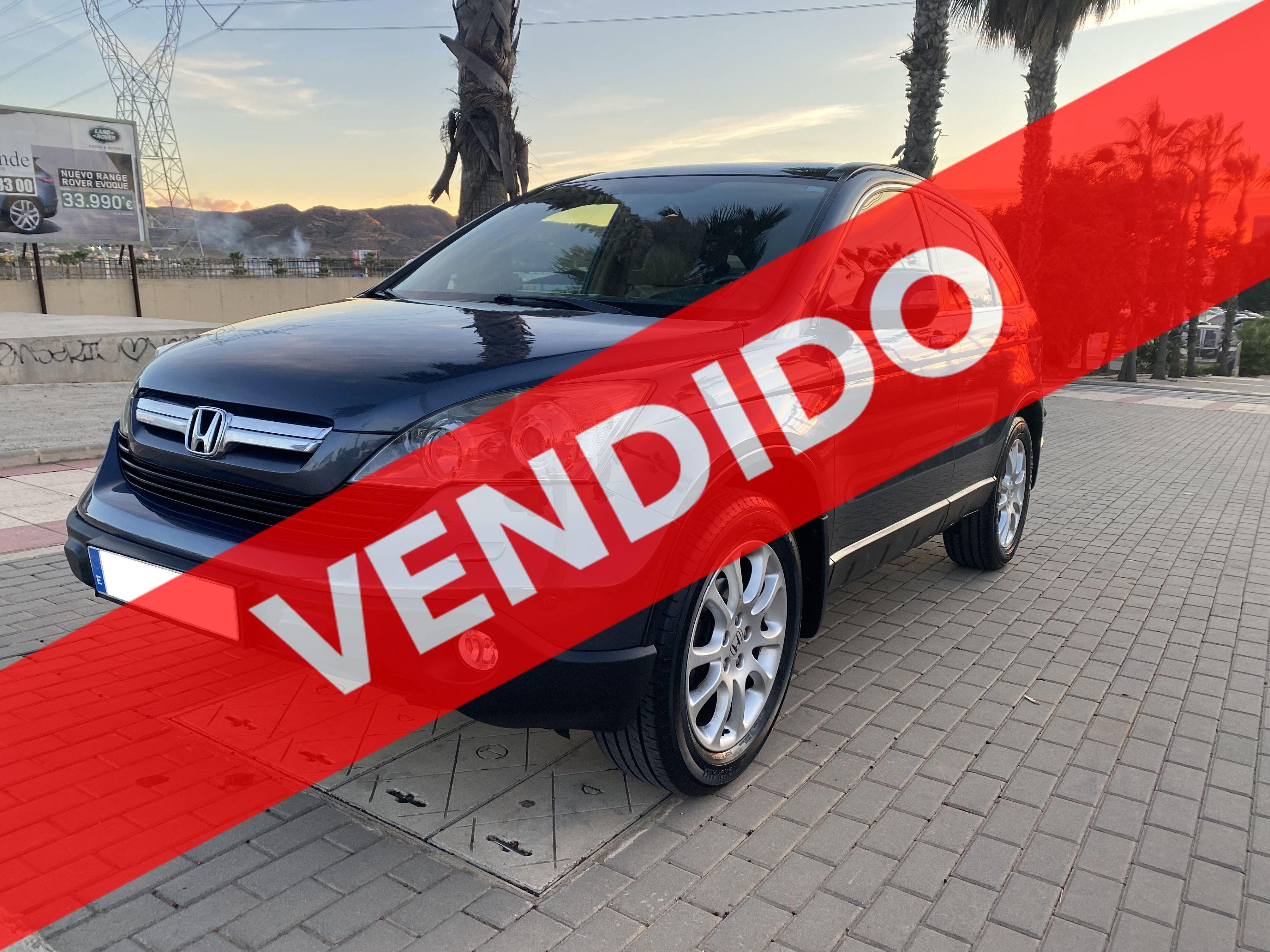 HONDA CRV: COCHES DE OCASION de Automóviles Mediterráneo