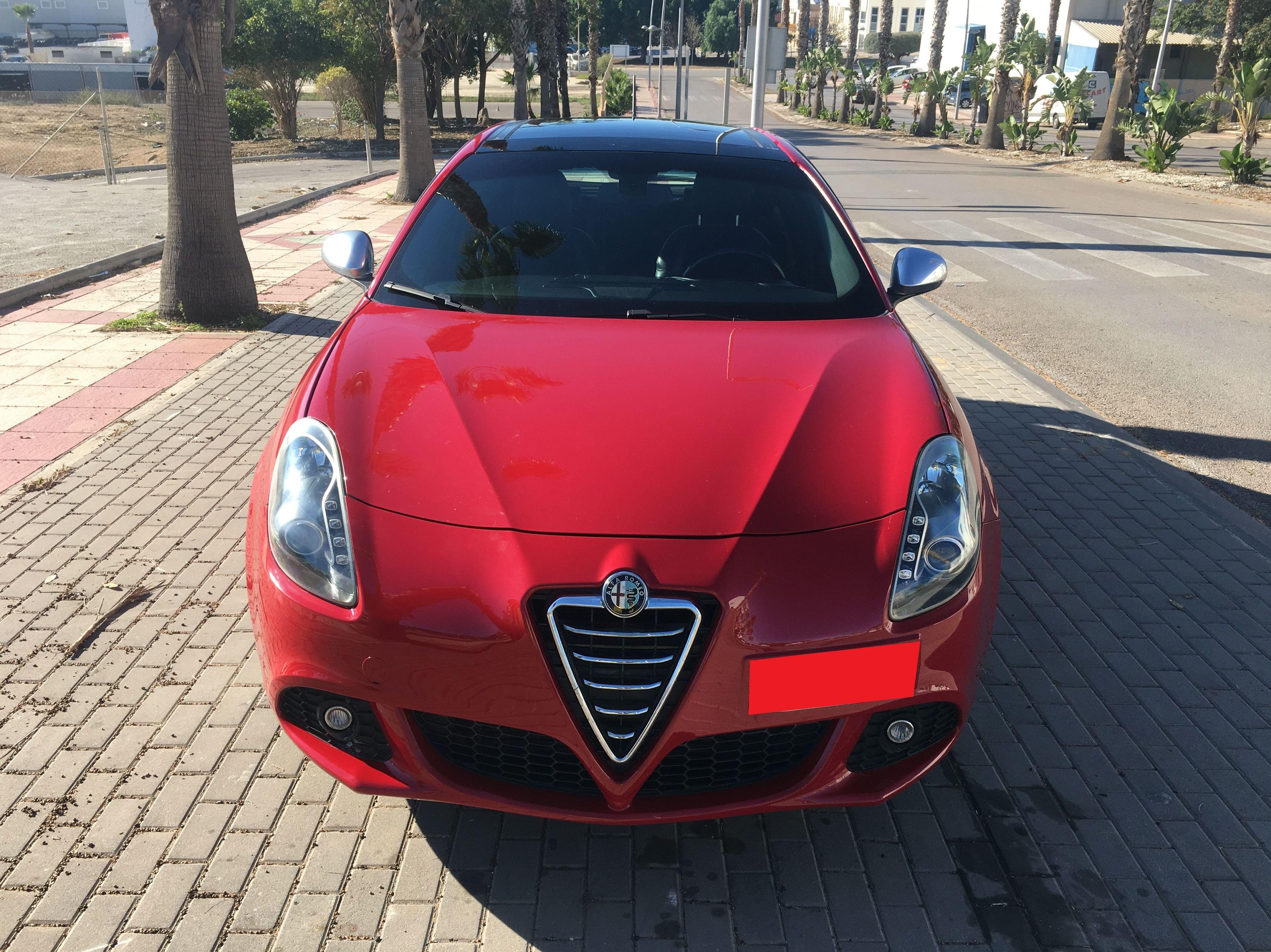 ALFA ROMEO GUILIETTA: COCHES DE OCASION de Navirent-Automóviles Parque Mediterráneo