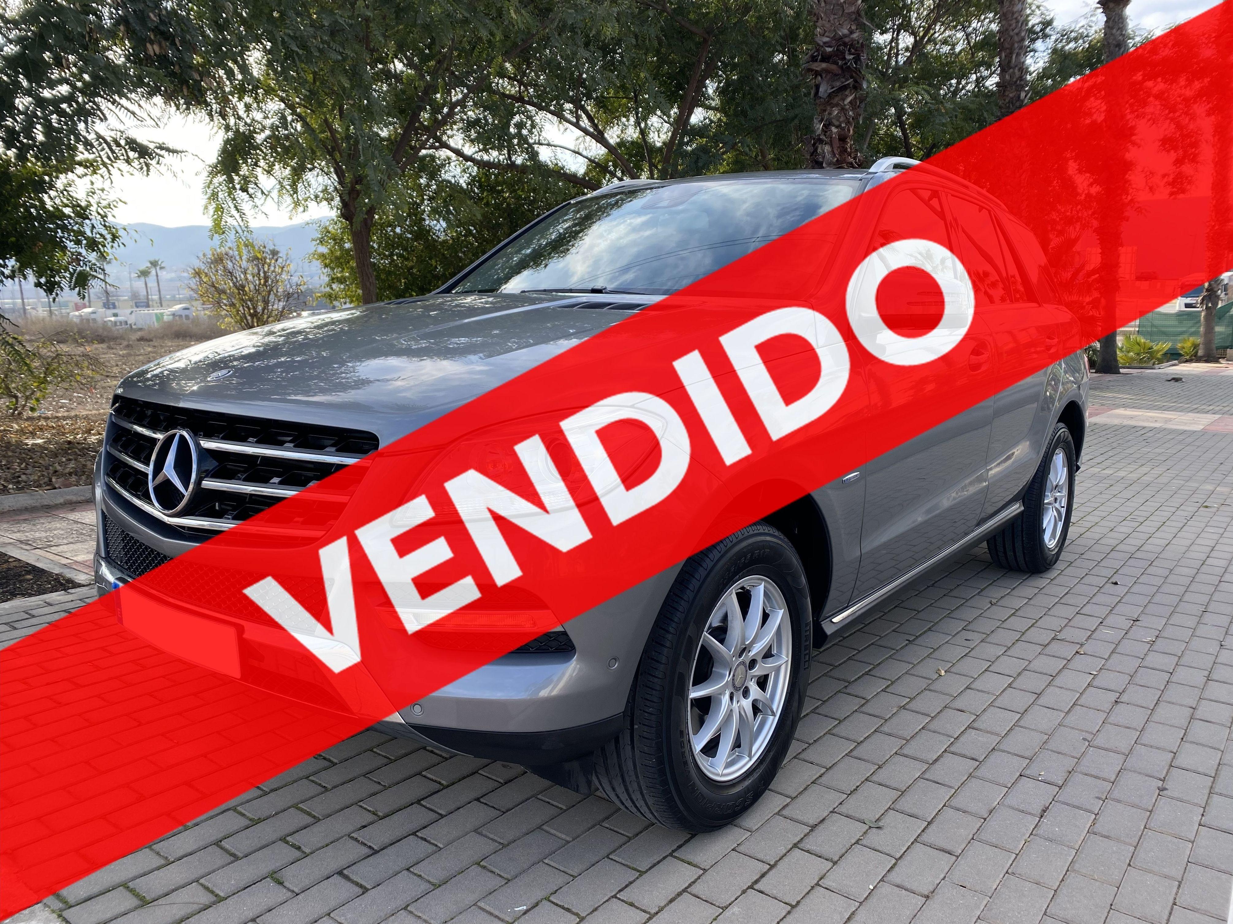 MERCEDES BENZ ML 250 CDI: COCHES DE OCASION de Automóviles Parque Mediterráneo