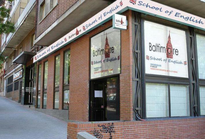 Baltimore School of English en Ronda de Segovia (Madrid)