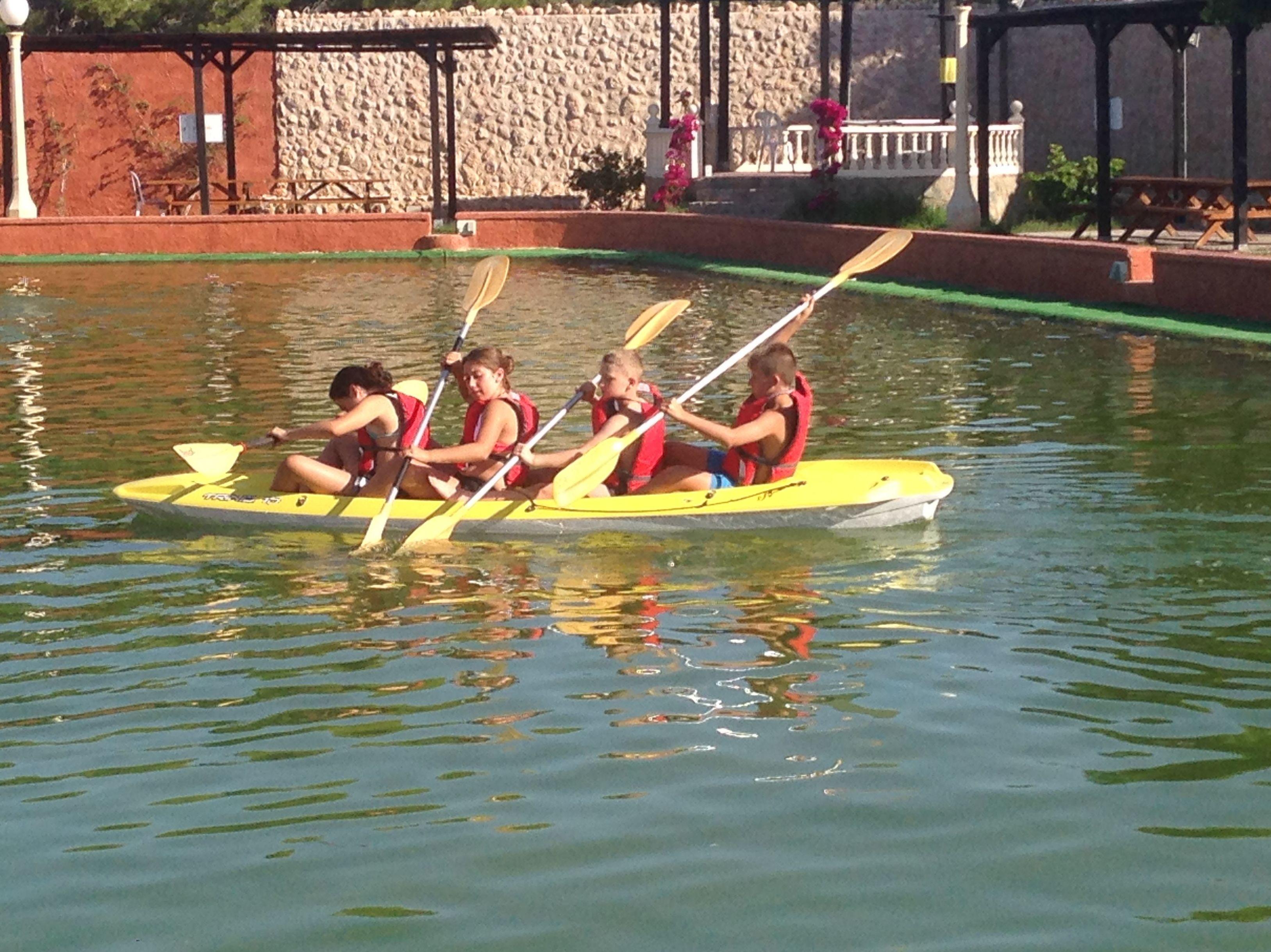 International Summer Camp Del 1 al 15 Julio  Freedom Station- Alicante