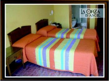 Foto 2 de Hoteles en Chiva | La Orza de Ángel - Hotel Restaurante