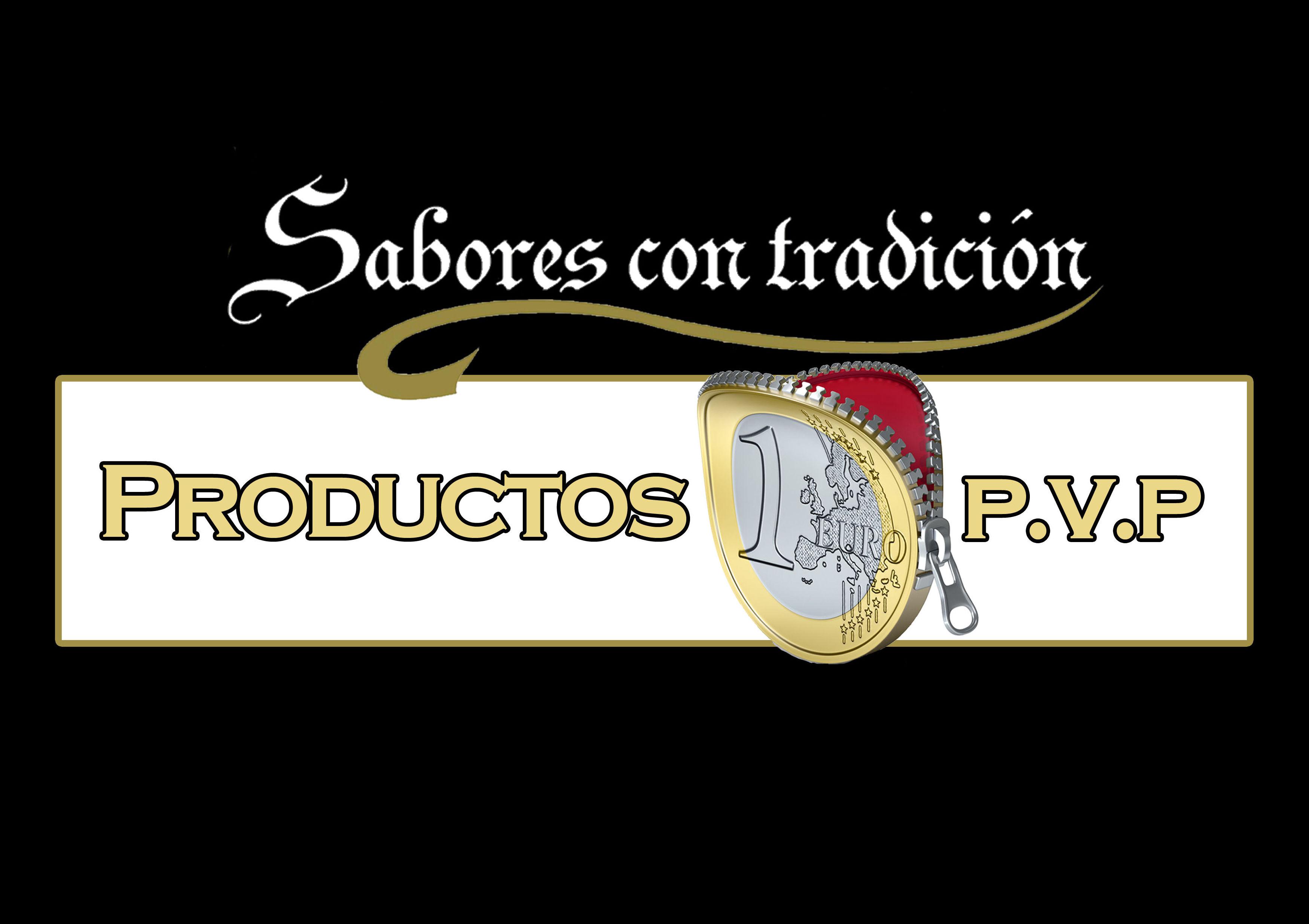 PRODUCTOS P.V.P 1 €