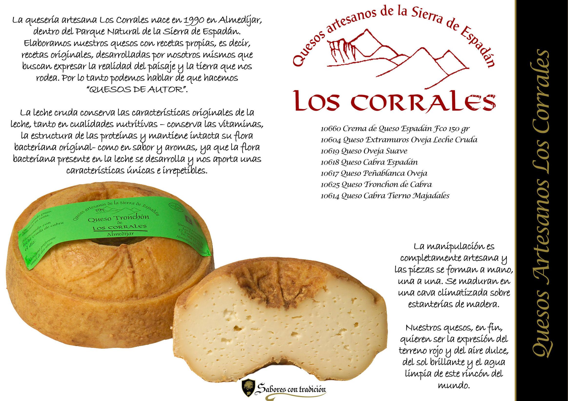 """Quesos """" Los Corrales """""""