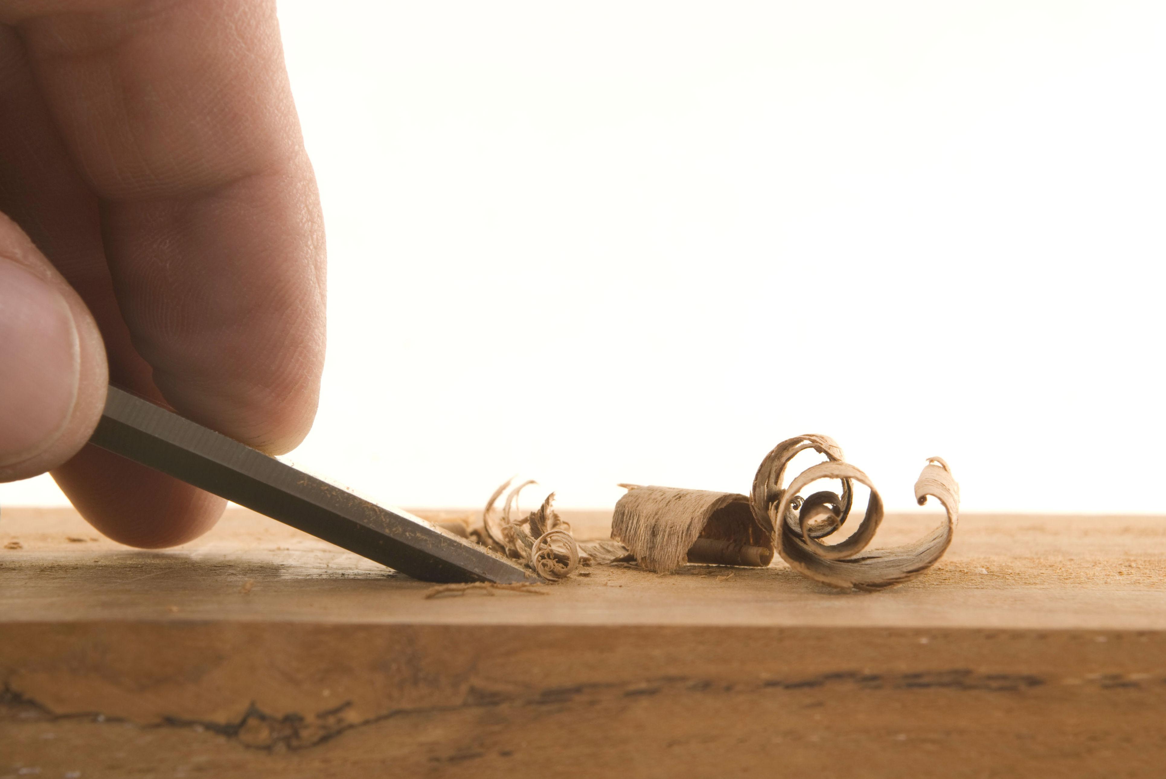 Tratamiento de madera: Trabajos de José Luis López
