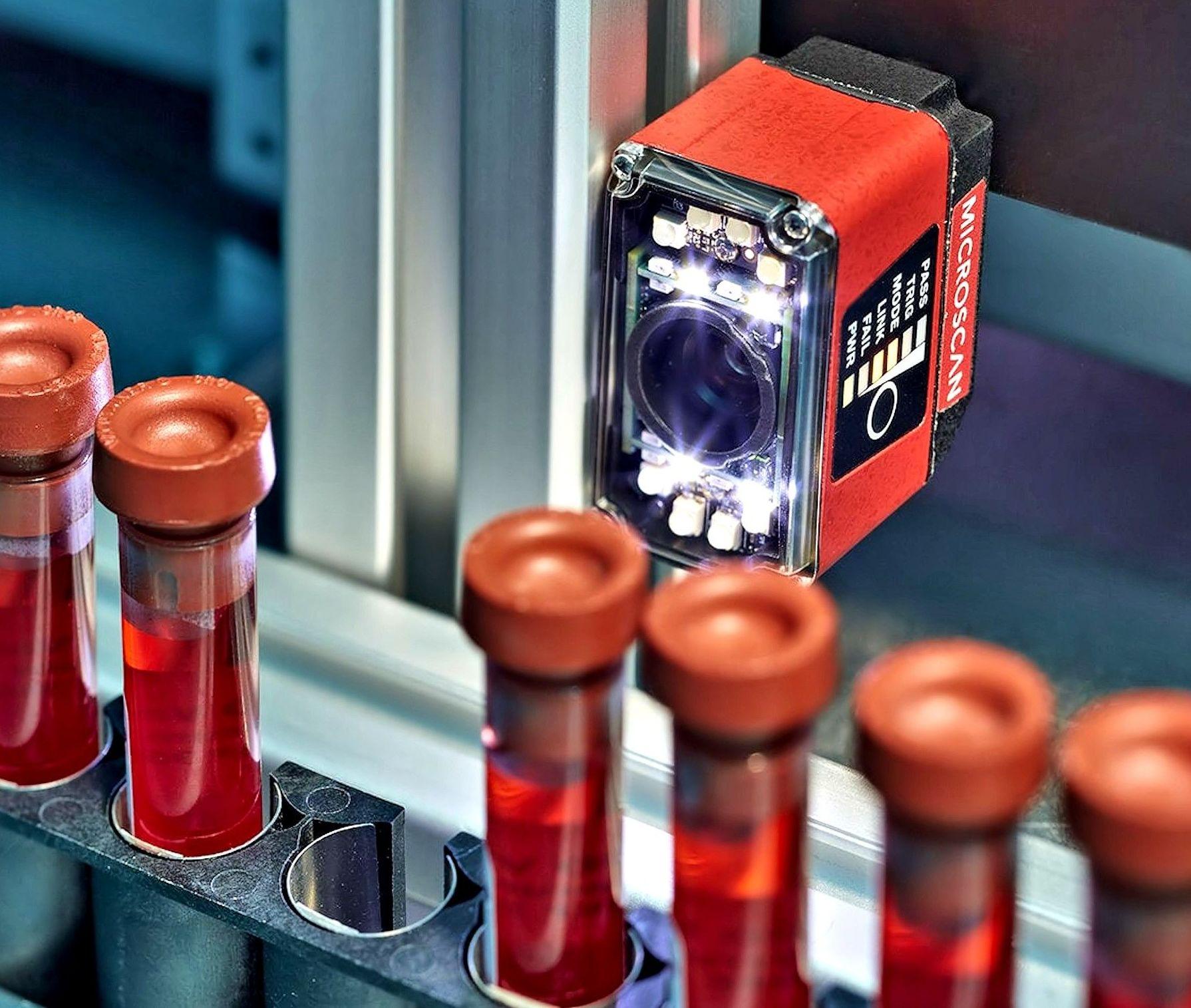 Automatic Data Capture Laser and Cameras: Productos y Servicios de  S T G L O B A L