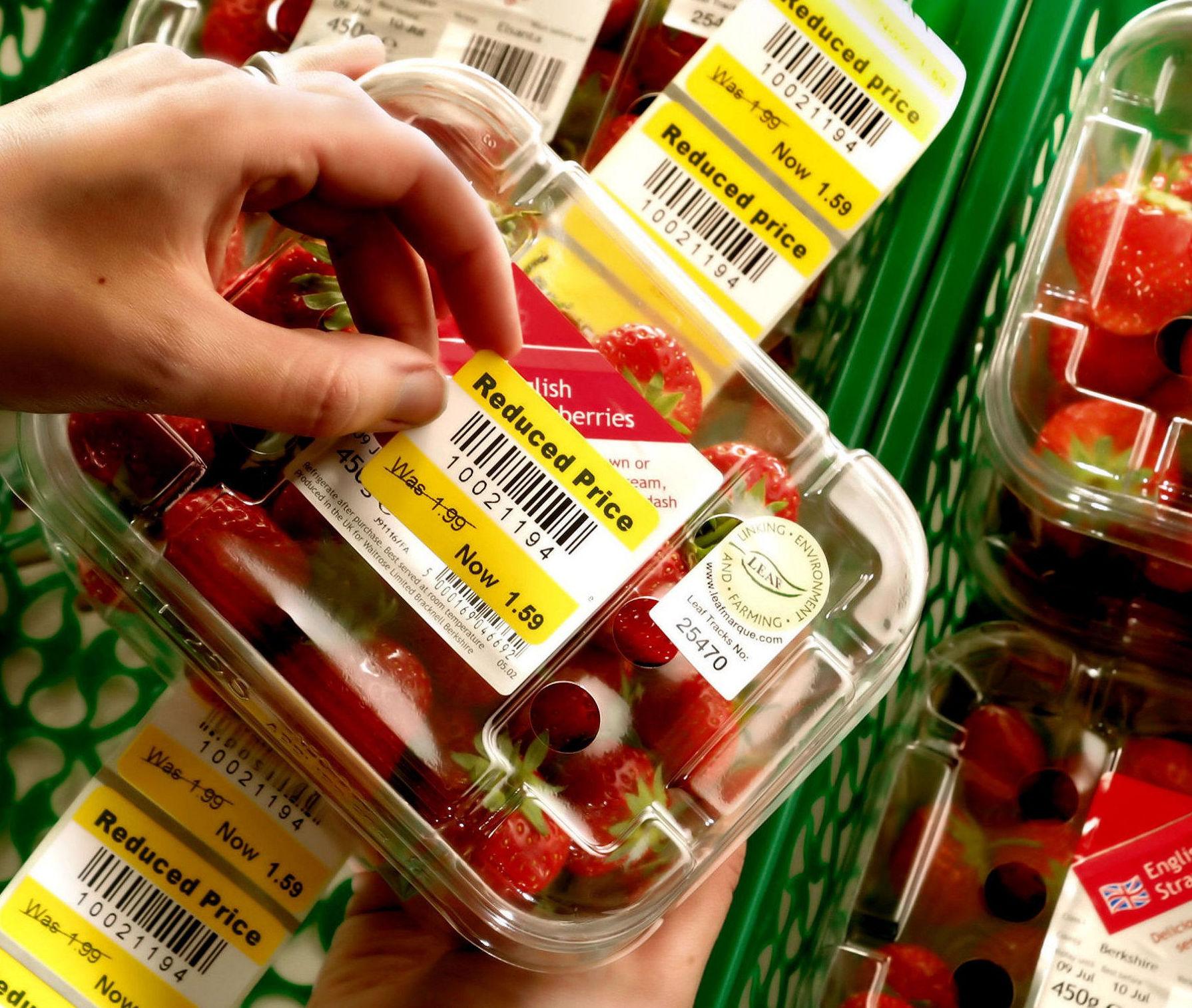Etiquetado de Productos Alimenticios