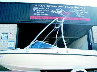 Barco restaurado