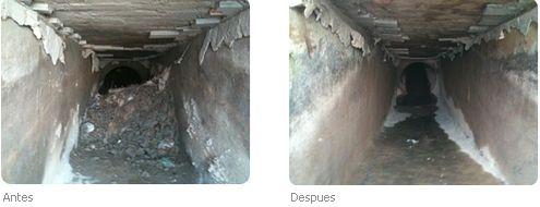 Limpiezas industriales: Catálogo de Carrillo Germán