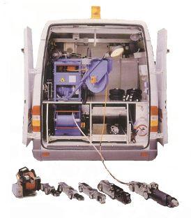 Inspección y reparación de tuberías sin obra: Catálogo de Carrillo Germán