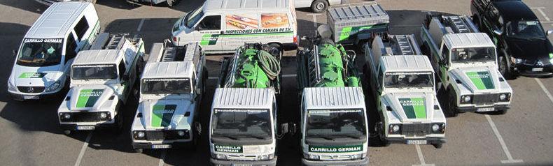 Foto 2 de Limpieza (empresas) en Zaragoza | Carrillo Germán