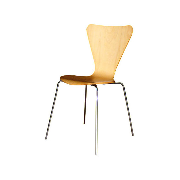 Jacobsen : Alquiler de mobiliario de Stuhl Ibérica Alquiler de Mobiliario
