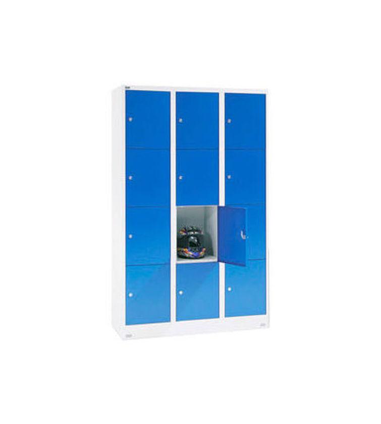 Consigna metálica.: Alquiler de mobiliario de Stuhl Ibérica Alquiler de Mobiliario