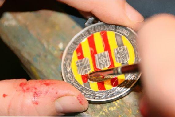 Foto 7 de Trofeos y Objetos conmemorativos en Barcelona | Insignies Pujol