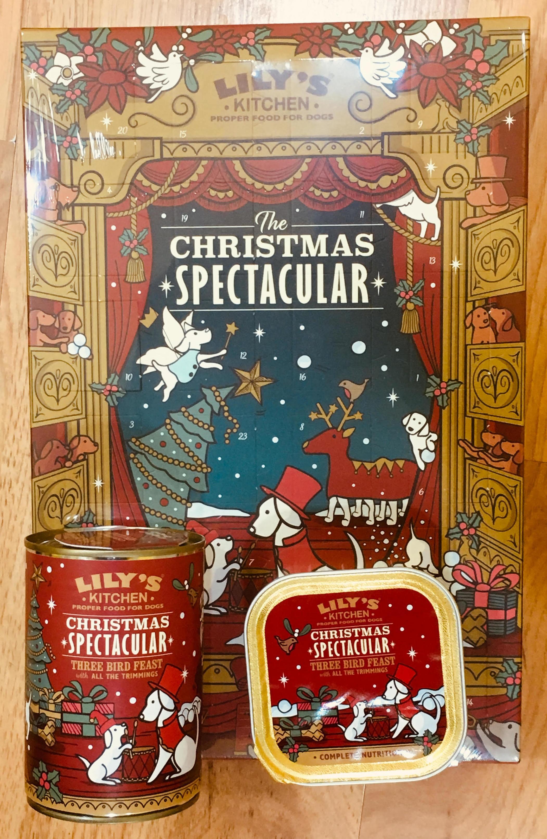 Llega la Navidad y os hemos preparado un calendario de adviento y la cena de gala.