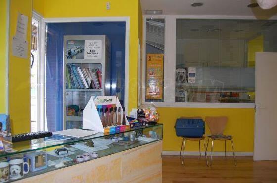 Análisis clínicos: Servicios y productos de Centro Veterinario Parque Oeste