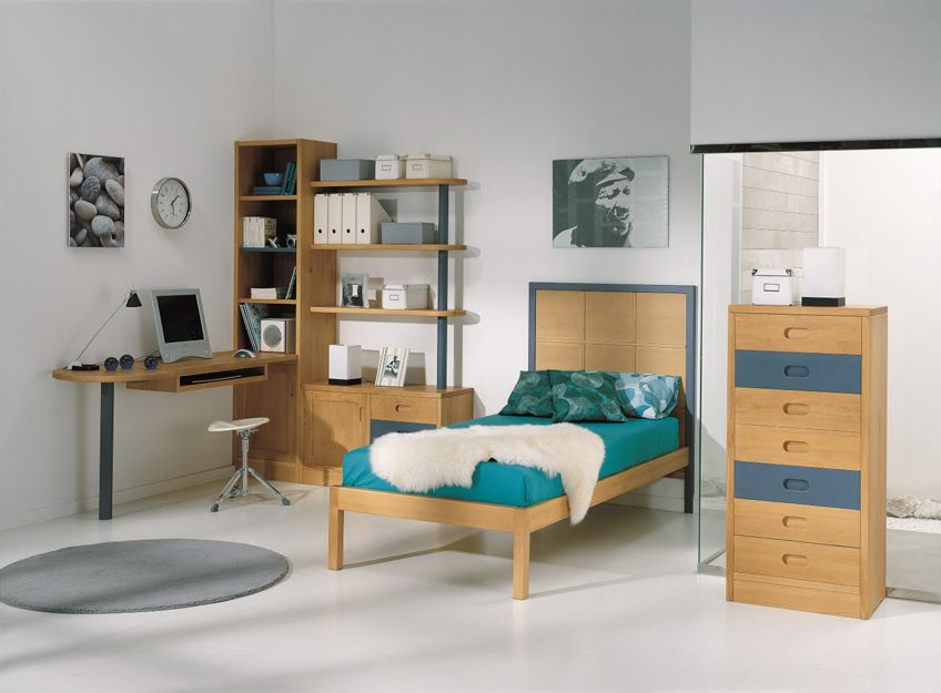 Muebles de madera maciza en Soria