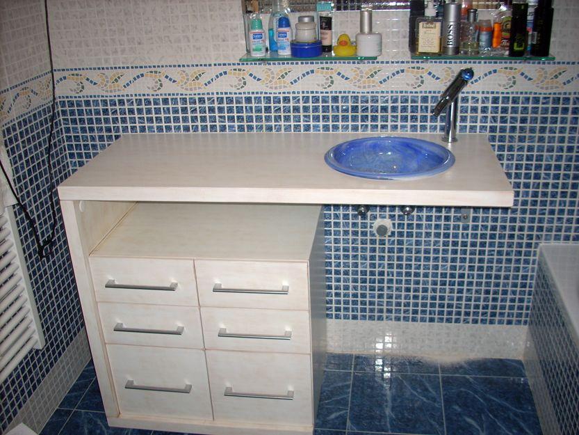 Muebles de baño a medida en Soria