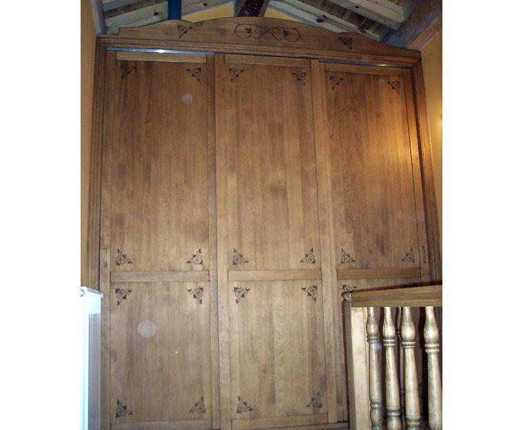 Diseño de muebles de madera a medida en Duruelo de la Sierra