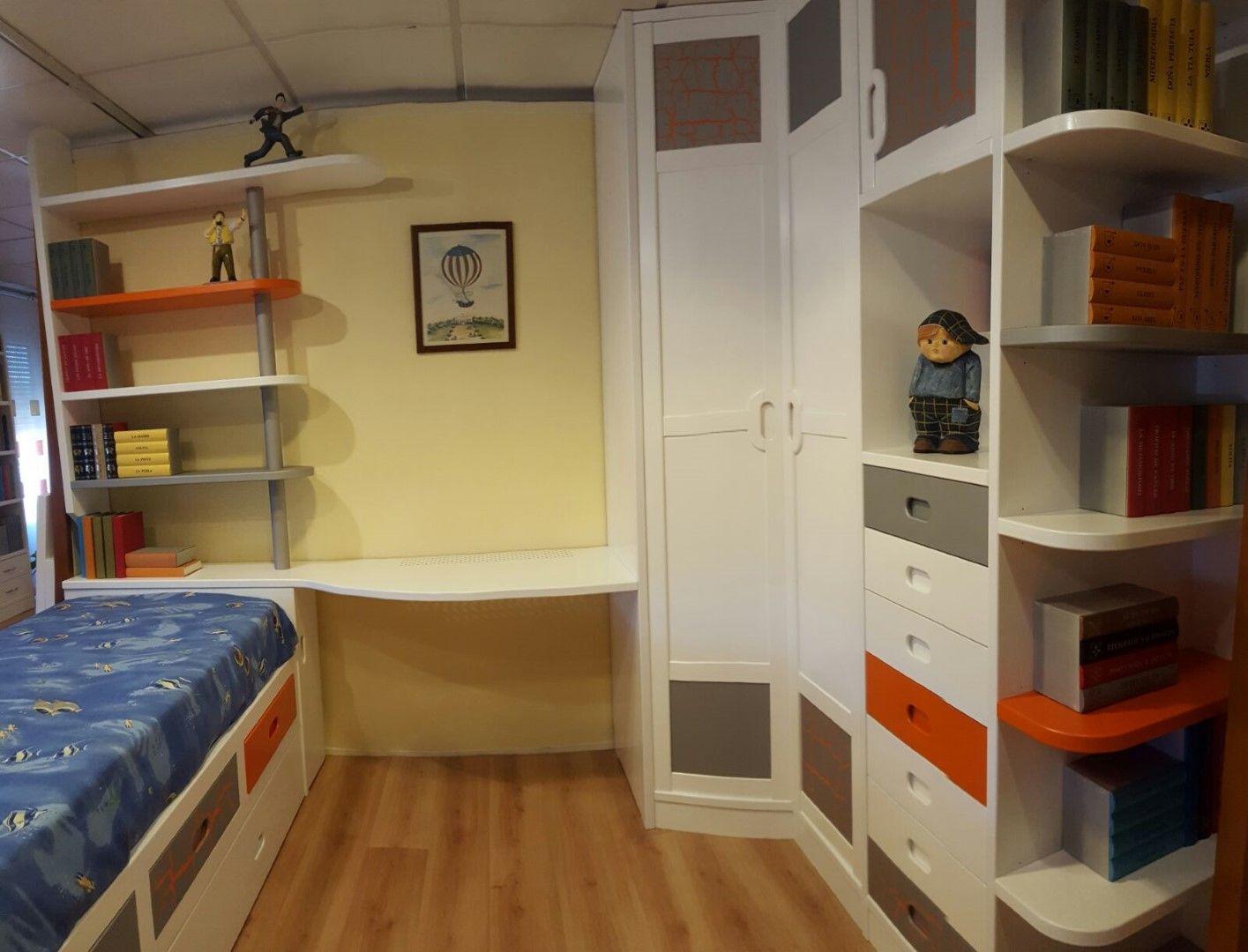 Muebles juveniles: Productos de Muebles Comar