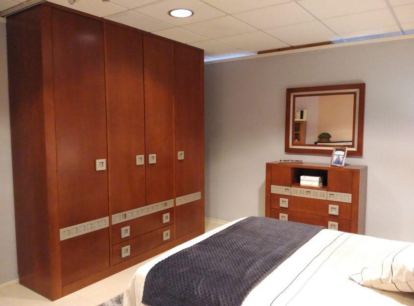 Muebles de dormitorio de madera maciza en Soria