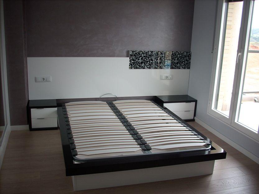 Fabricante de dormitorios modernos en Duruelo de la Sierra