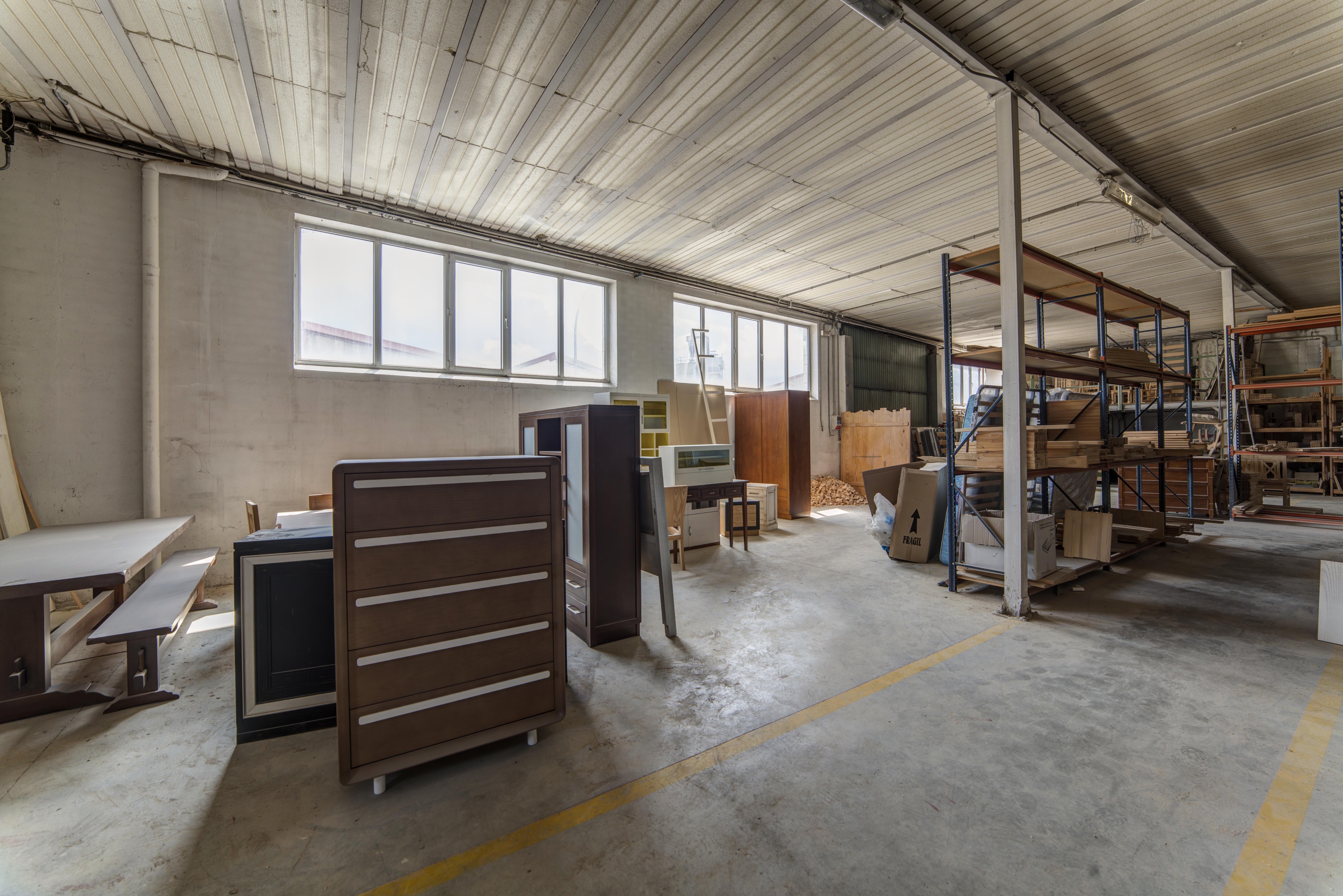 Fabricación de muebles artesanales en Soria