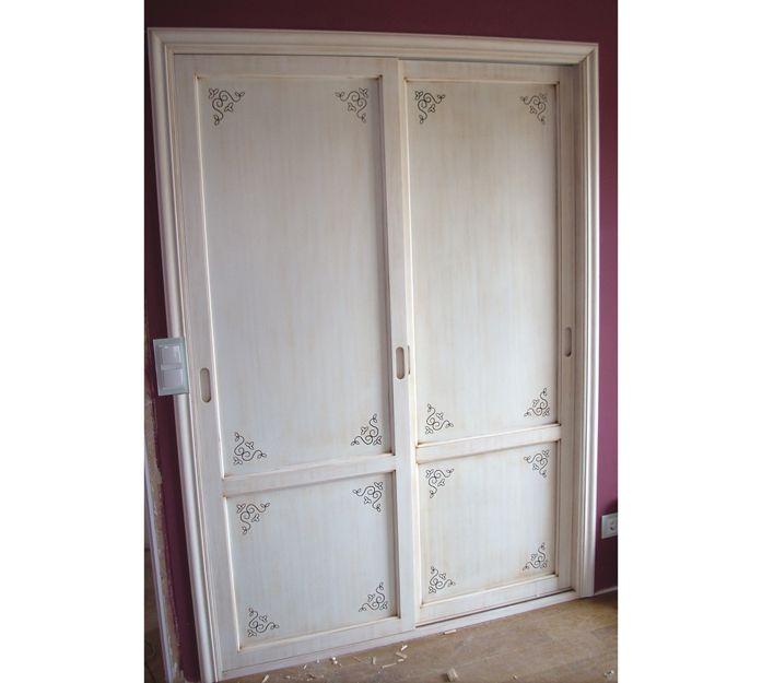Puertas de armario en Duruelo de la Sierra, Soria