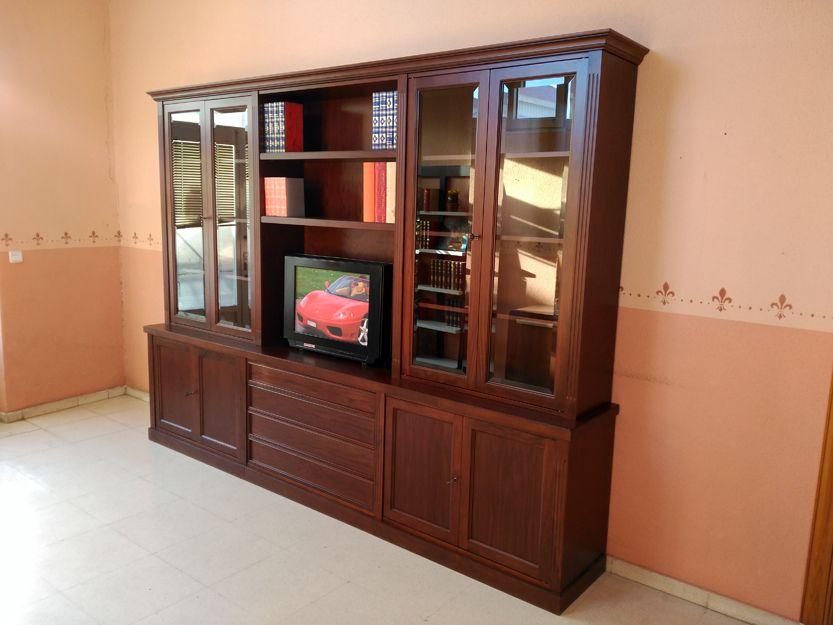 Fabricante de muebles de madera maciza en Soria