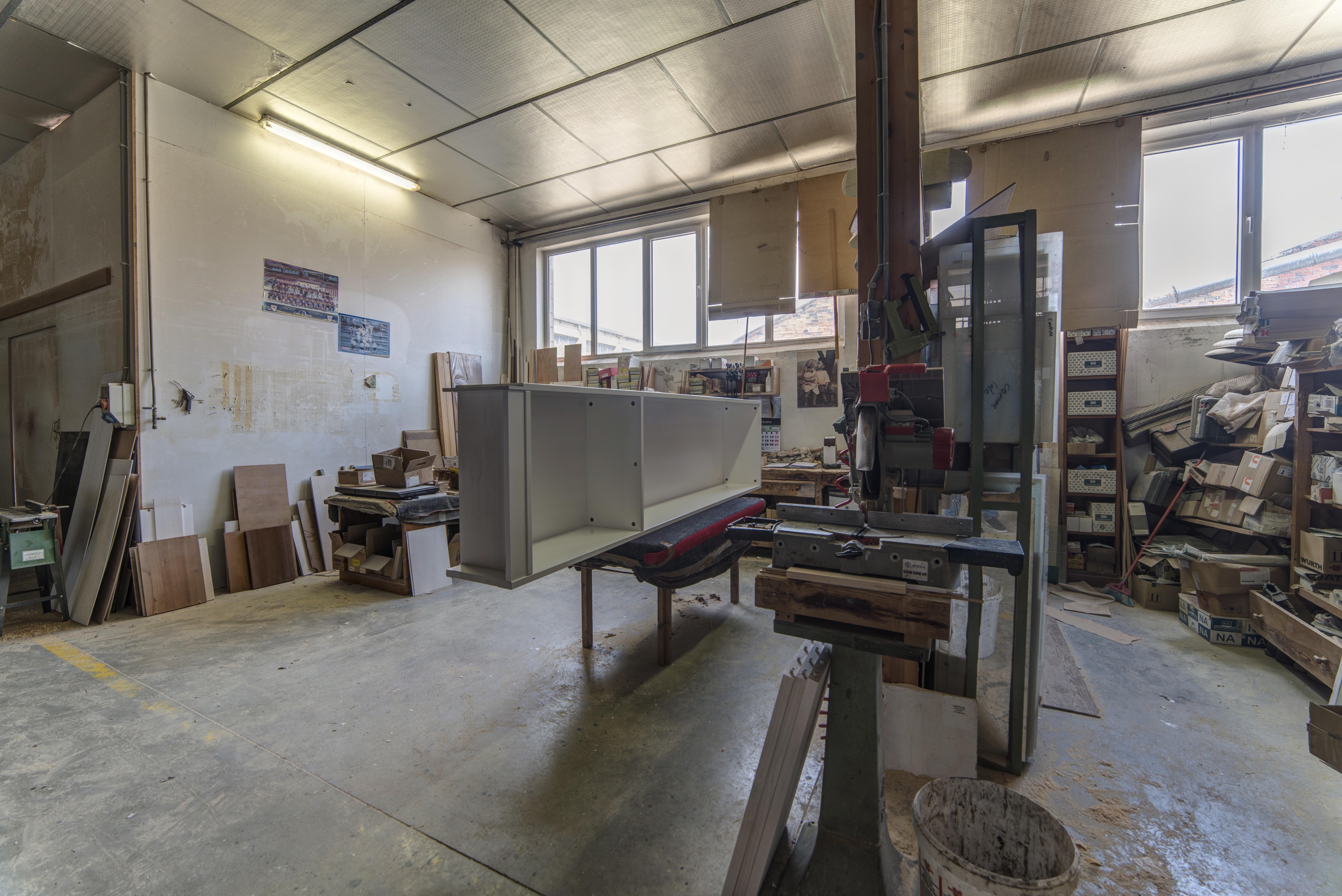 Fábrica de muebles artesanales en Soria