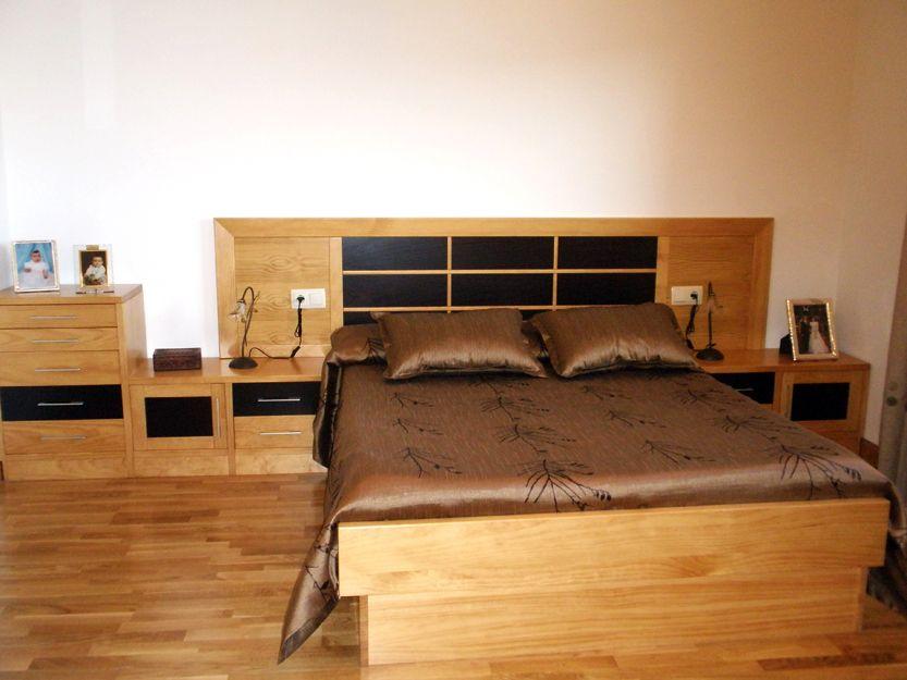 Diseño y fabricación de dormitorios a medida en Soria