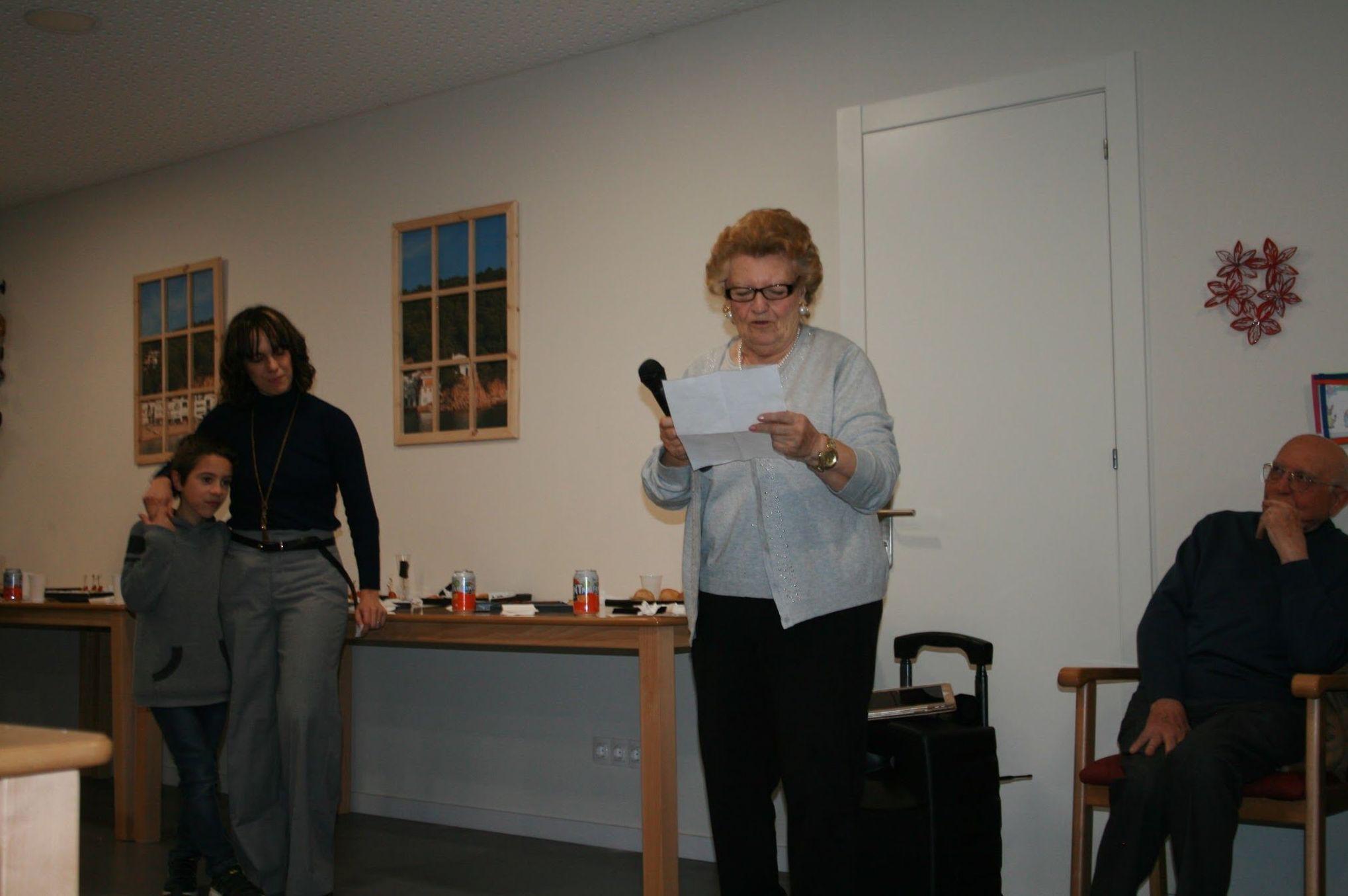 Inauguración del Centro de dia Avi Jeis