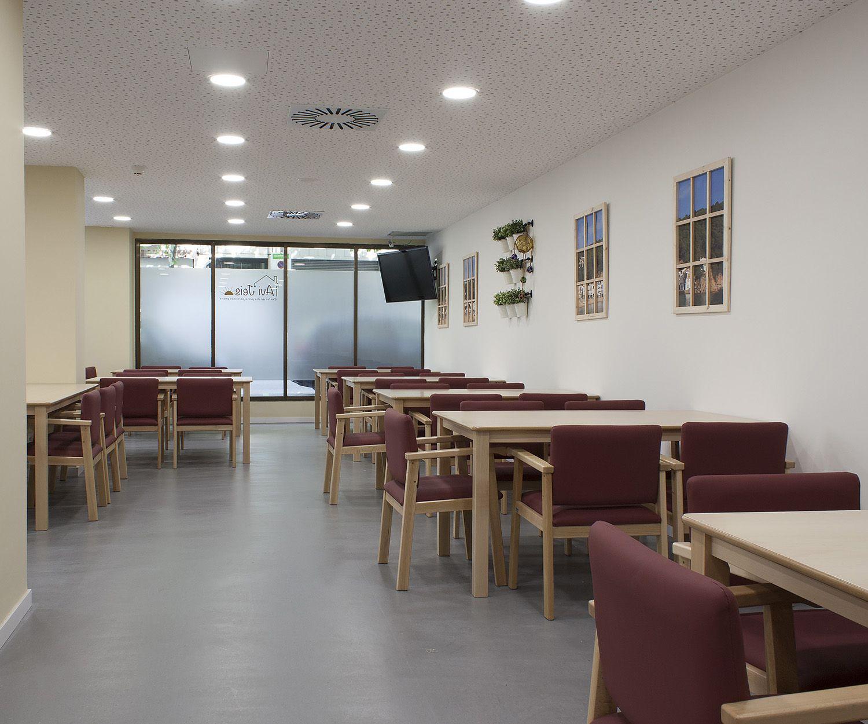 Residencia de día para mayores en Barcelona