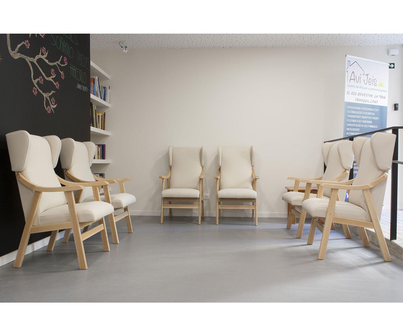 Centros de atención geriátrica