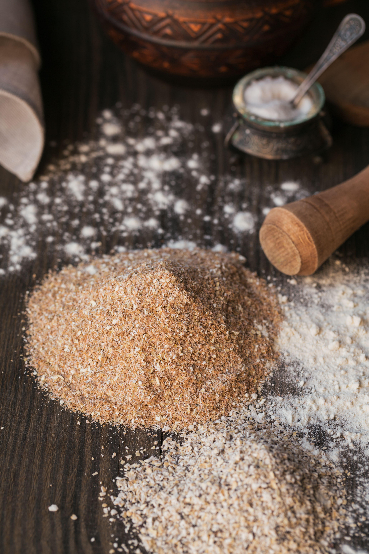 Bizcochos sin gluten ni lactosa