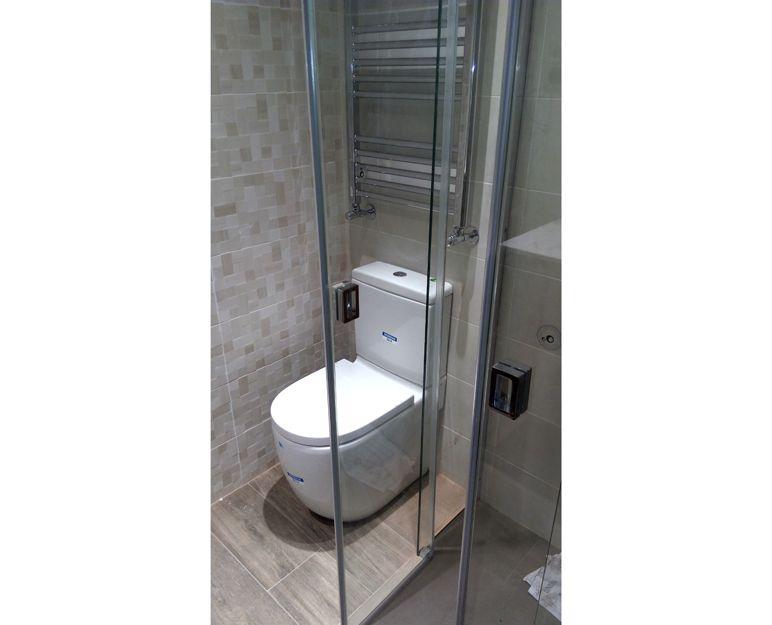 Reformas integrales de baños en Etxebarri, Vizcaya