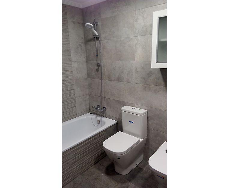Reformas integrales de baños en Vizcaya