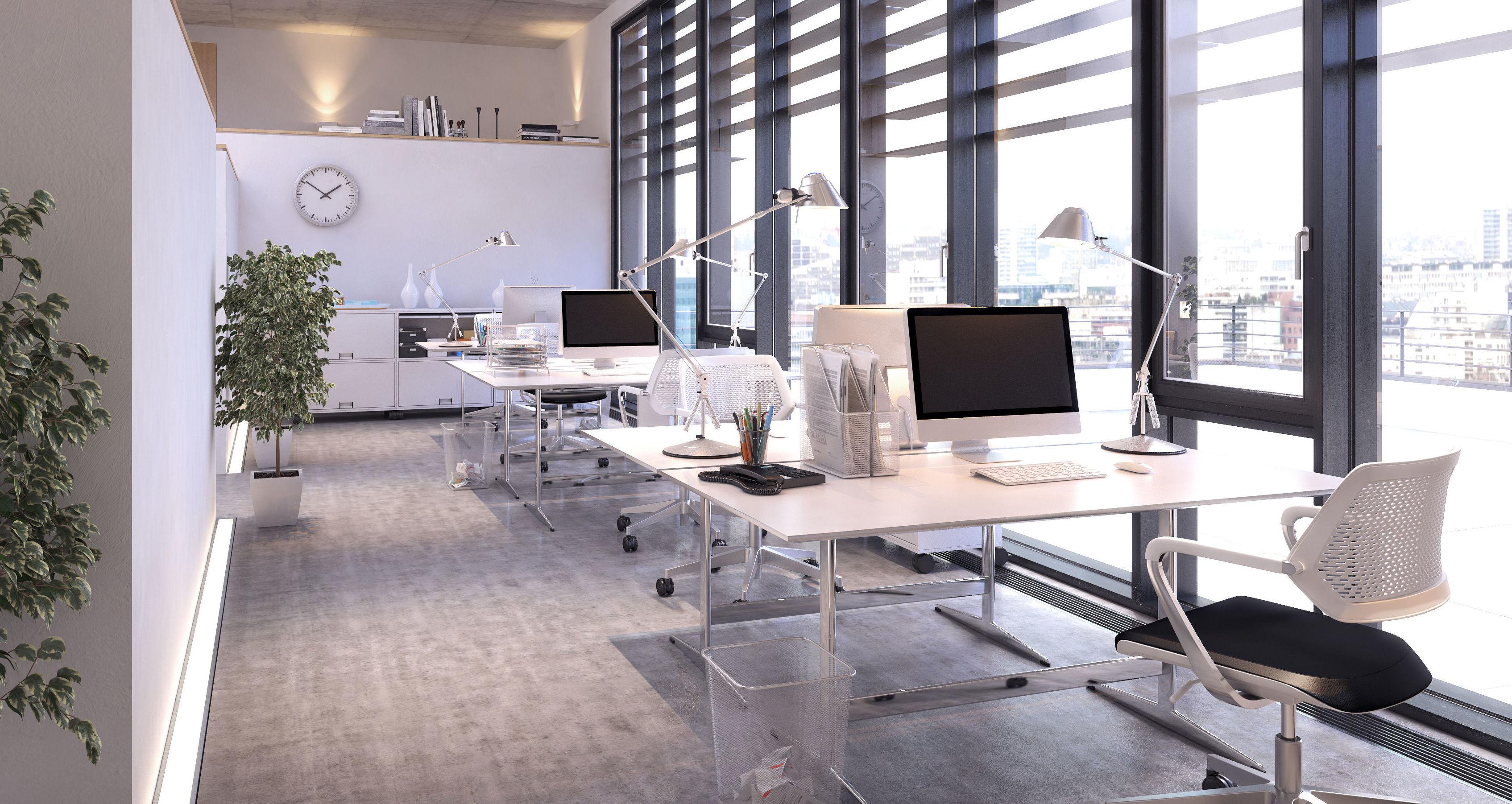 La decoración clave para alcanzar el confort en la oficina