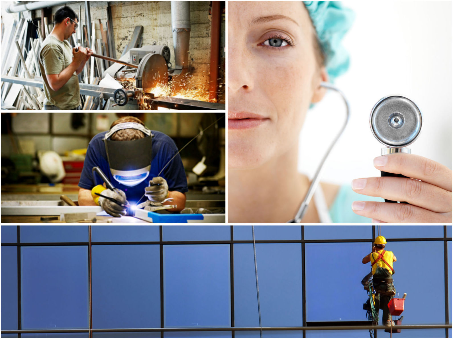 Cursos de prevención de riesgos laborales
