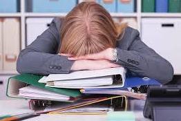 Estrés por deterioro de las condiciones de trabajo