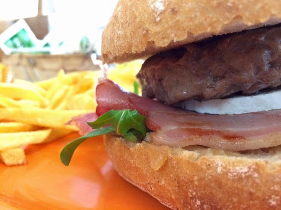 Hamburguesas de cerdo ibérico: Carta de Restaurante Bar Carpanta