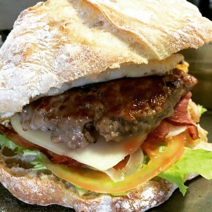 Hamburguesas de buey: Carta de Restaurante Bar Carpanta