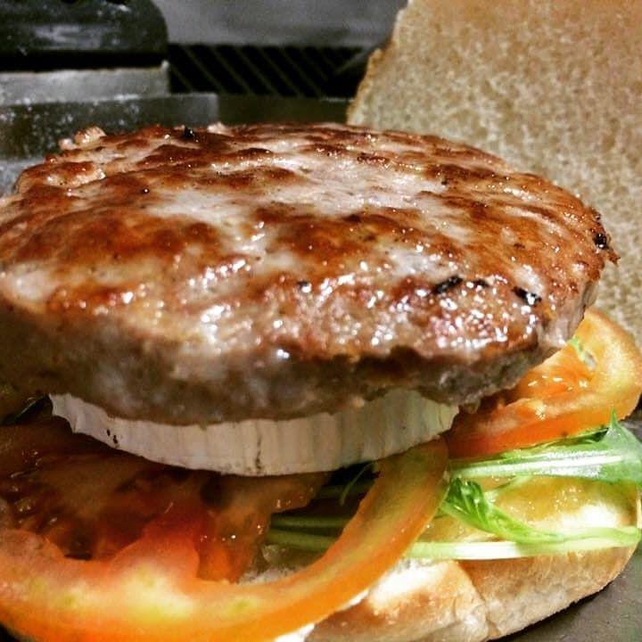 Hamburguesa de pollo: Carta de Restaurante Bar Carpanta